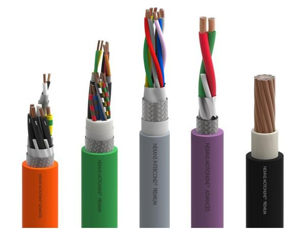 Cable Colour Coding Understanding Desina Control In Motion