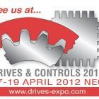 Drives & Controls Exhibition logo