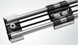 FESTO linear actuator ELGR - sectional view