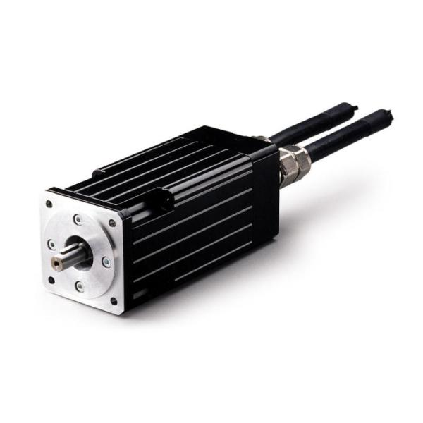 moog explosion proof dynamic brushless servo motor
