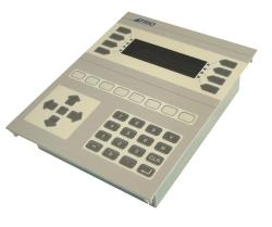 Trio - Membrane Keypad