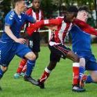 Wythenshawe Town FC U21 vs Altrincham FC U21